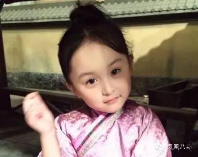 """…就是""""小芈月""""的扮演者刘楚恬啦~ 不要这样看着我,小妹(微信号"""