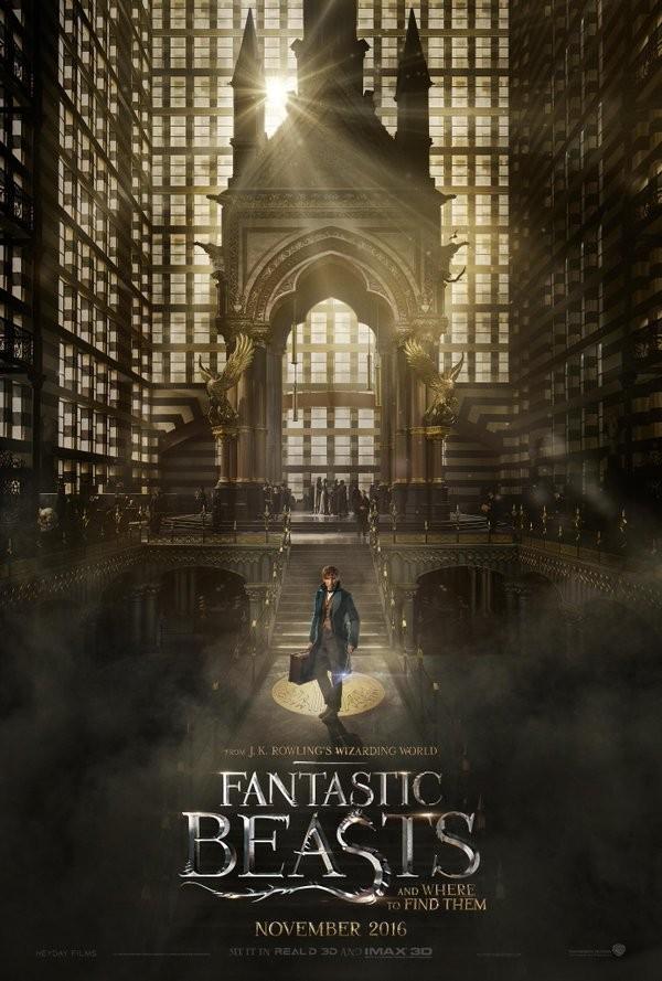 哈利-波特的魔法世界回来了!外传电影首支预告曝光