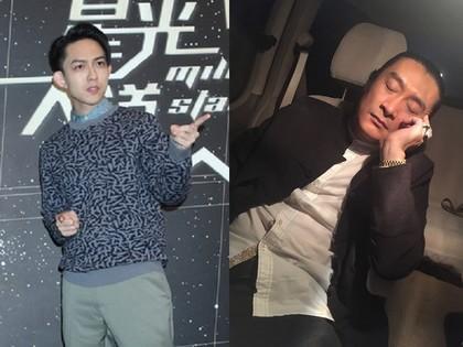 [明星爆料]黄安为林宥嘉澄清 否认其系台独L姓歌手