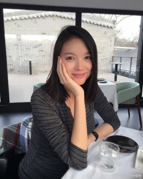 [明星爆料]张梓琳晒营养孕妇餐 网友调侃吃得太少