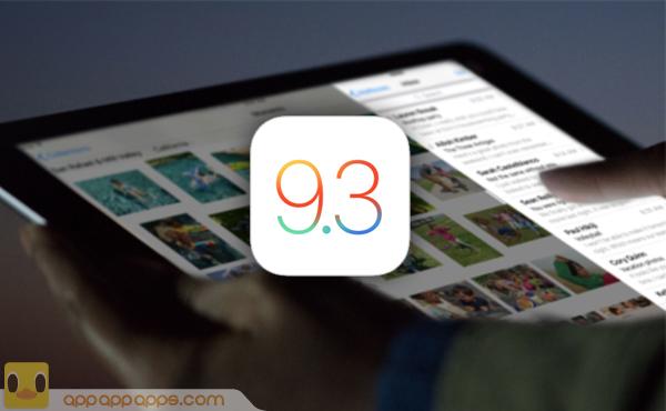 Apple极速回应将弥补iOS9.3严重缺憾