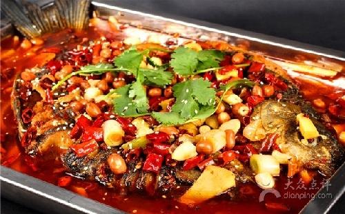 农夫烤鱼(河东路店)图片