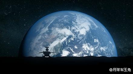 月球车玉兔再次醒来 已超长服役7个月 - 红山战友博客 - 红山战友博客
