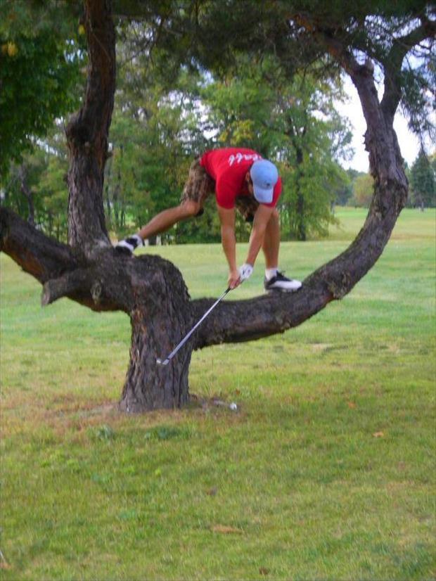 爆笑150105:高尔夫,一种很贵的贵(逗)族(比)运动