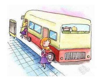 3岁女娃独自坐80多里公交找妈:遇到坏人打死他