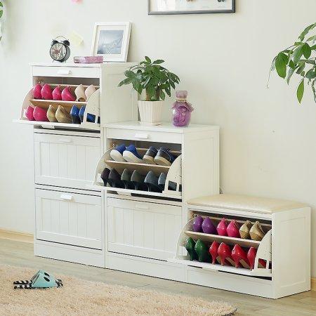 组装鞋柜制作步骤图