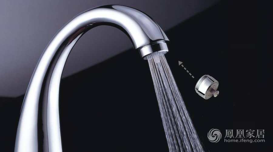 给水龙头安装节水阀可以有效节水