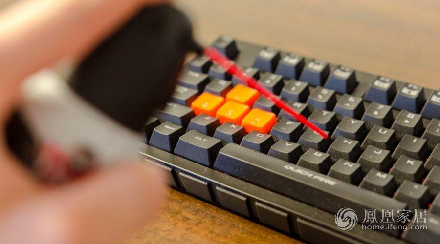 怎样清洁你的键盘和鼠标