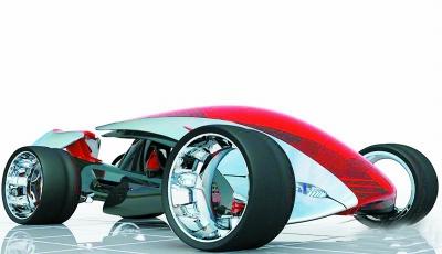 近日,耐克公司发布其设计的NIKE ONE概念车,外观酷似耐克品牌标