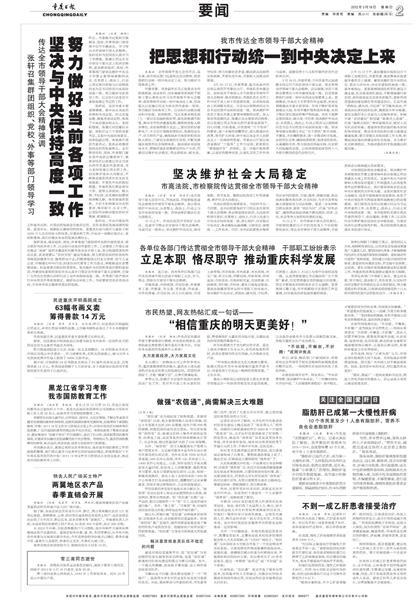 3.18日重庆日报2版截图