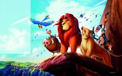 《狮子王》经典台词