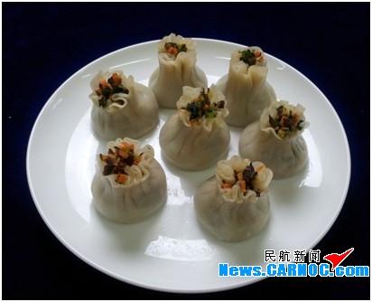 天津航打造特色餐食 旅客空中体验地方风味