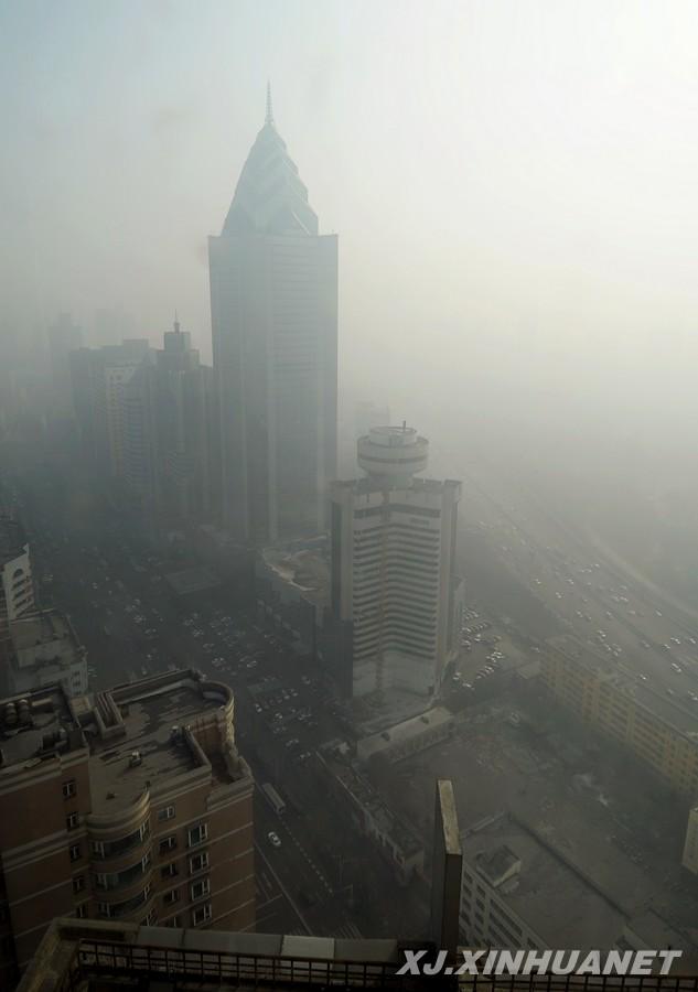 乌鲁木齐5年内17亿专项资金支持大气污染防治