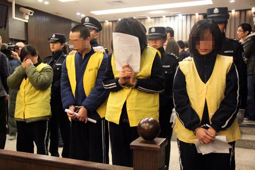 广州两级法院集中宣判22起制假售假案 90名被