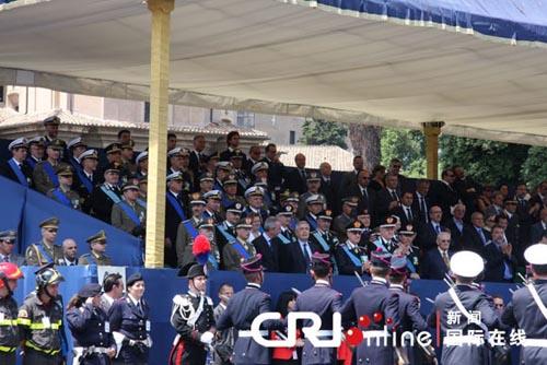意大利计划大规模裁军 2012国防预算削减近1/3
