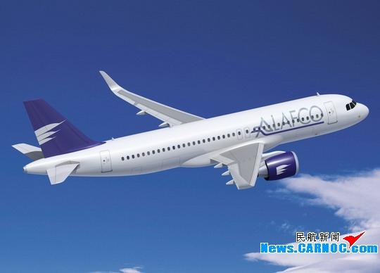 图:空客A320neo将于2015年投入运营。由于采用了更加高效的新型发动机并装配大型鲨鳍小翼,A320neo能够降低油耗15%。 民航资源网2012年4月13日消息:空中客车A320飞机于1988年4月投入运营。1995年12月,四川航空股份有限公司(Sichuan Airlines Co., Ltd.,简称川航)率先引进中国首架空中客车A320飞机,成为A320系列飞机在中国的首个运营商。随后,更多中国航空公司引进A320系列飞机。截至2012年3月底,共有16家中国航空公司运营着666架空客A3