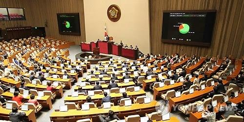 """韩国会通过""""非法捕捞""""议案 大幅加强处罚力度"""