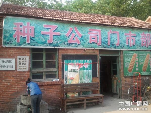 任城区种子公司 记者吴喆华