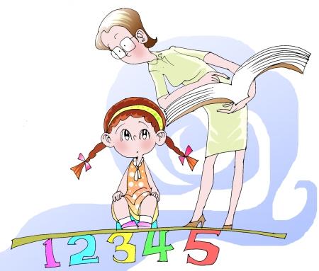 比如要教给幼儿生活自理的基本方法,如穿脱衣服和鞋袜,洗手洗脸,擦