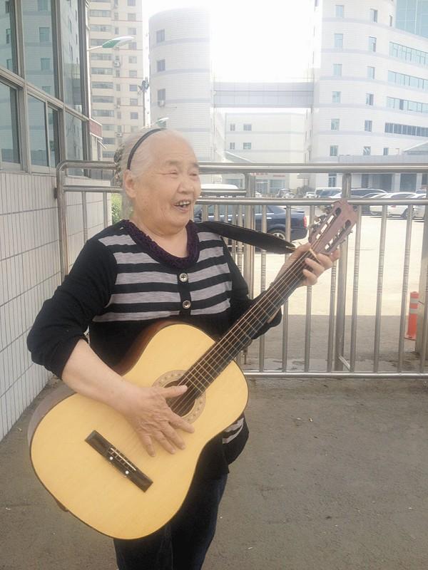 南部小城吉他简谱