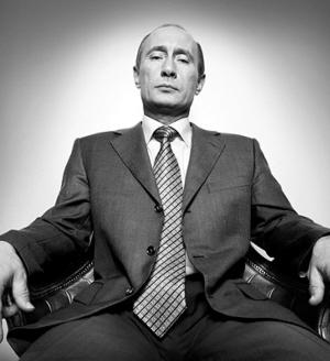 普京宣誓就任俄罗斯总统