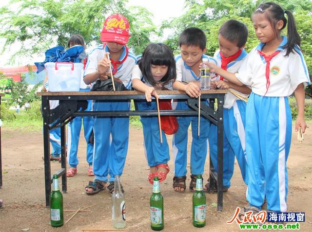 小学生筷子制作