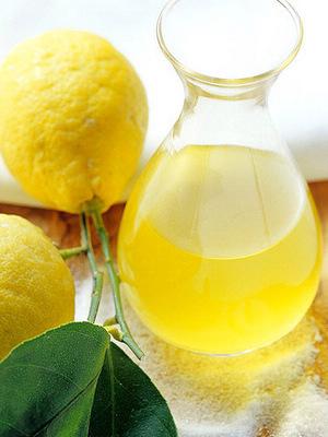 柠檬油画步骤图解
