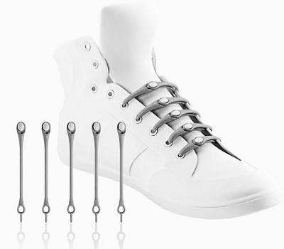 一字鞋带教程图解步骤