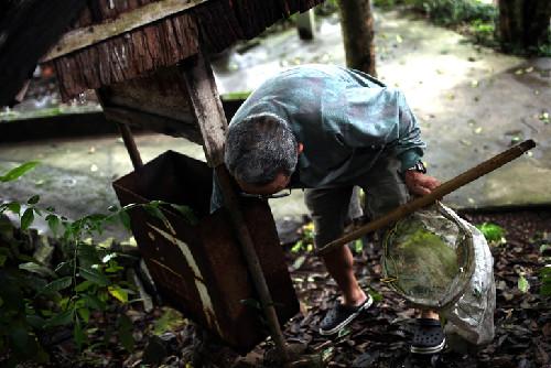 日本人林克之的桂林生活