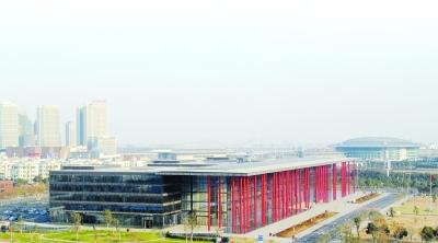 武汉开发区政务中心展示软实力