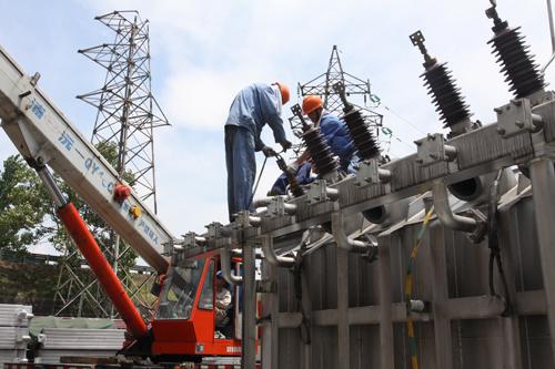 输变电设备的监测,设备消缺工作,线路通道管理,春夏季现场施工管理,防