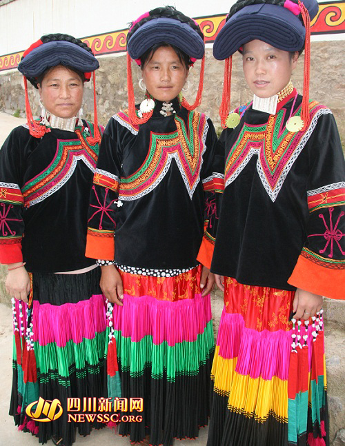 全国彝族人口有多少_姓云全国人口有多少