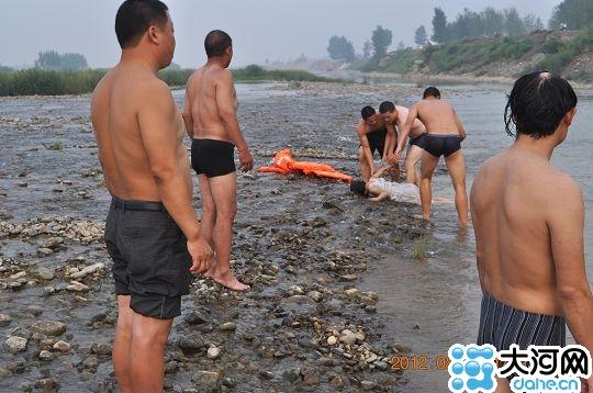 宜阳一12岁乡村女童河边玩耍不幸溺水身亡 高清图片