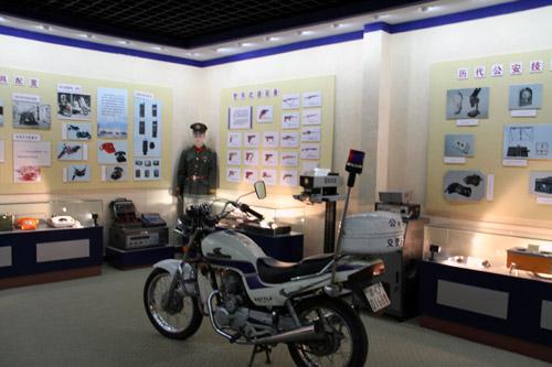 林西县警察博物馆已成为内蒙古民办博物馆协会