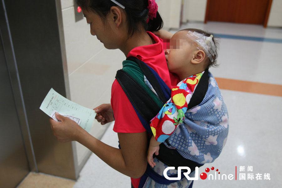 重庆一岁半女童乳房发育如少女高清组图