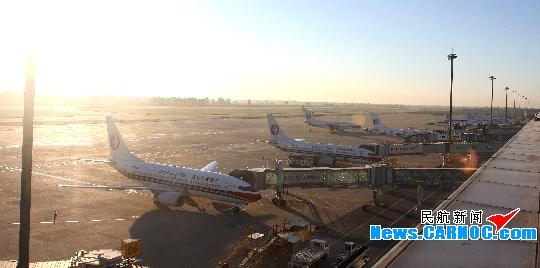 石家庄机场新开通呼和浩特