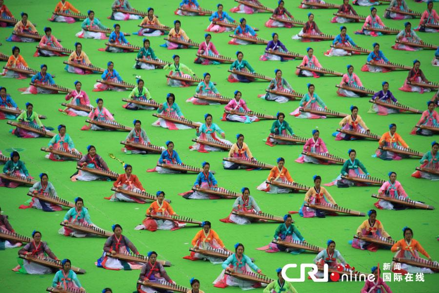 延边朝鲜族自治州举行多种活动庆祝成立60周
