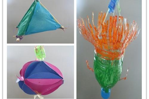 筷子灯笼制作方法图解