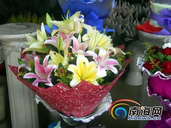 鲜花的包法及步骤图解