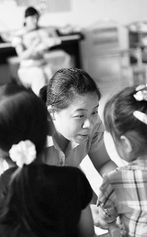幼儿园老师教师节写信退礼