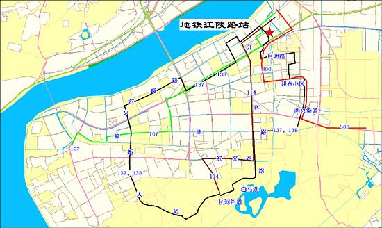 大连市滨河路地图