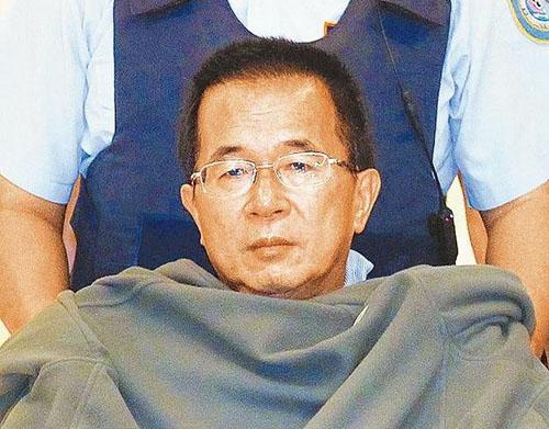 绿营拟恢复陈水扁医疗礼遇,蓝营称贪污者不应享有。图片来源:台湾《苹果日报》