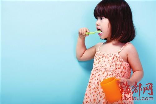 儿童蛀牙可以预防