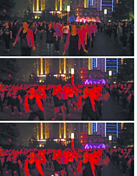 中国梦想秀机器舞