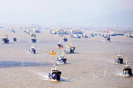 是什么让世界超级大渔场变得