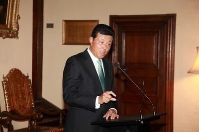 驻英国大使刘晓明在英国伊顿公学的演讲:中国