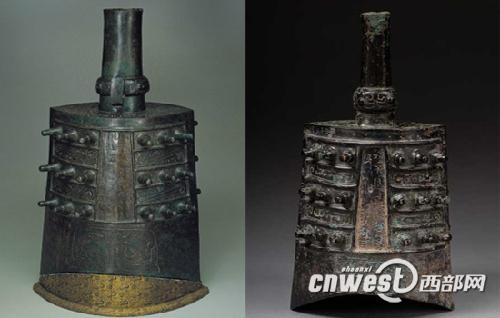"""陕西文物台北故宫展览 """"毛公鼎""""们盼到了乡党"""