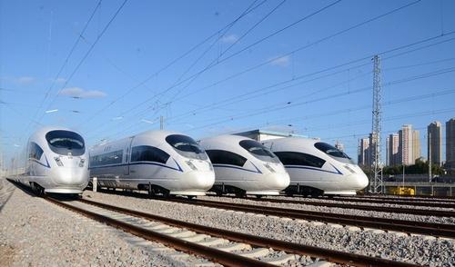 哈大高铁开通在即,沈阳动车段积极开展所配属CRH380型动车组上线