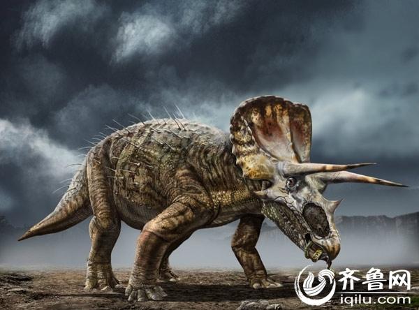 """韩寒推出""""巨型图书"""" 带你走进恐龙世界(图)"""