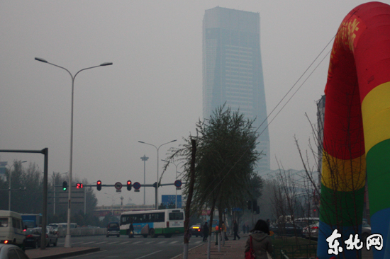哈尔滨连续三天现烟雾天气 黑龙江省发烟雾天气预报